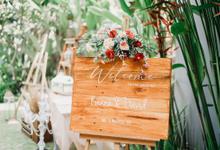 Kirana and David Wedding at Dura Villas by Becik Florist