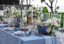 Wedding Reception  by Becik Florist