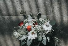 Injilia & Eric Wedding by Becik Florist