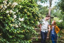 Prewedding of Rebecca and Samuel by Story Of Melbourne