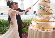 Wedding Day Of Ferdinand & Febri by Edelweis Organizer
