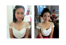 Prewedding and Before After by Makeup by Fonny