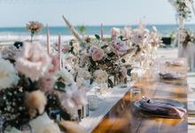 Alvin & Christie Invinitie Wedding by Before Sunrise Wedding