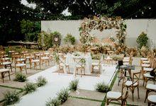 Adisti & Zaki Wedding by Malaka Hotel Bandung