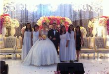 Wedding Rico & Vinia by Upright Entertainment