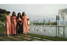 Wedding - Ocean Wedding Bali by Upright Entertainment