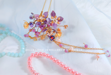 Hydrangea Chinese Hairstick by Belle La_vie