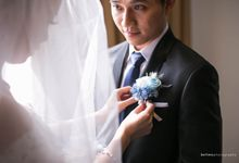Two become One - The Wedding of Ricky & Novia by Bellme Photography