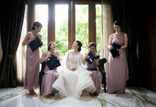 Wedding Of Benjamin & Brittney by Eugene & Friends