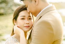 Hani & Fathan Couple Session by Lemia Project