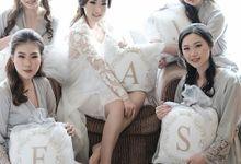 Putera & Aita Wedding by Eline Gift