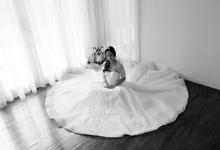 The wedding vow by Benita Octaviana