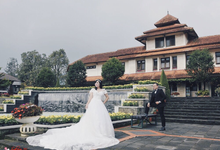 Mrs. merlin and Mr. Ardhy wedding by Benita Octaviana