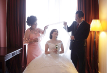 Wedding of Mrs. irene & Mr. Defri by Benita Octaviana