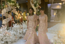Sister of the groom Clarissa  by Benita Octaviana