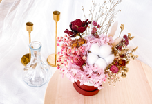 Wedding Gift by Benoite Florist