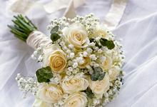 Classic Elegant Bouquet by Benoite Florist
