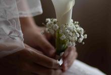 The Wedding of Natasha by Benoite Florist