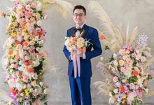 Prewedding of Mr.Joseph & Mrs.Luciana by Benoite Florist