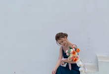 The Prewedding of Marshella by Benoite Florist