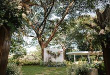 MARINA & BENITO by Raffles Hills Cibubur - On Green Garden Venue