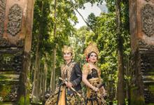 Prewedding at Sangeh - Bali by Bali Epic Productions