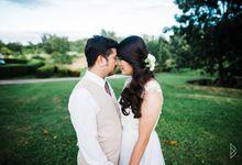 Mark & Camille Wedding Photos by Bordz Evidente Photography