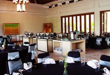 The New Beranda Restaurant by Garuda Wisnu Kencana Cultural Park