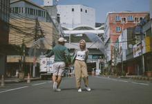 Outdoor/Street Prewedding by berceritakita