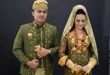 2021 NEW Normal WEDDINg by Berkat Kebaya By Devina Shanti