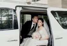 Bernard & Bella Jan 2021 by sapphire wedding car