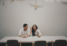 Fariza & Audre - Couple Session by Berpijak Dengan Asa