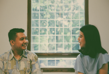 Sabrina & Erwin - Couple Session by Berpijak Dengan Asa