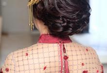 Teapai Dress by Berta Chandra Couture