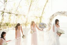 Courtessy Signature Wedding of Gea & Bella by ThePhotoCap.Inc