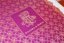 Rachma and Bertho by Vinas Invitation