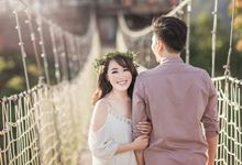 Raymond and Arline by Capotrait Photography