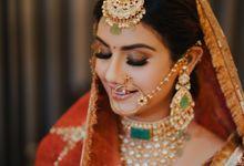 Best Bridal fashion shoot in chandigarh - Safarsaga Films by Safarsaga Films