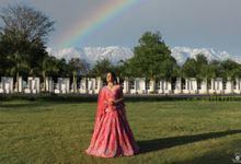 Best candid wedding photographers in chandigarh - Shoot in Dharamshala (H.P) - Safarsaga Films by Safarsaga Films