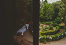 A Romantic Persian Wedding in the Magical Tuscany Country by Livio Lacurre Photography