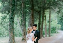 Elegant black tie wedding in Nice by CHASSE SAUVAGE