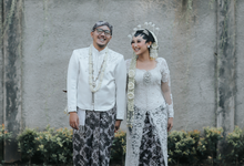 Kantya & Iqbal Wedding by Bestival Wedding Planner & Organizer