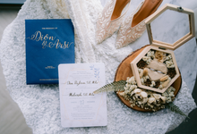 Warm and intimate wedding of Arsi & Dion by Bestival Wedding Planner & Organizer