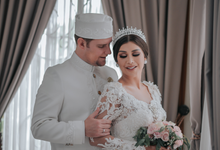 Intimate Wedding of Waliana & Gordon by Bestival Wedding Planner & Organizer
