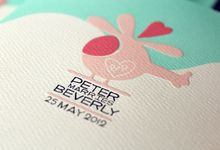 Beverly and Peter by A little love story limited