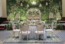 Like & Fauzan - Intimate Wedding Hotel & Decoration by Blueroses Planner