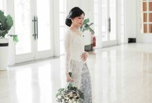 The Wedding Sindie & Happy by Amorphoto