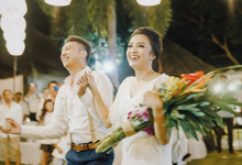 LUXURIOUS BALI GARDEN WEDDING by Bey Pribudi Entertainment