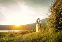 THE PREWEDDING PANDE + AYING by DuaSudut Photography