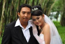 Ayu and Adi's Prewedding by KSA photography